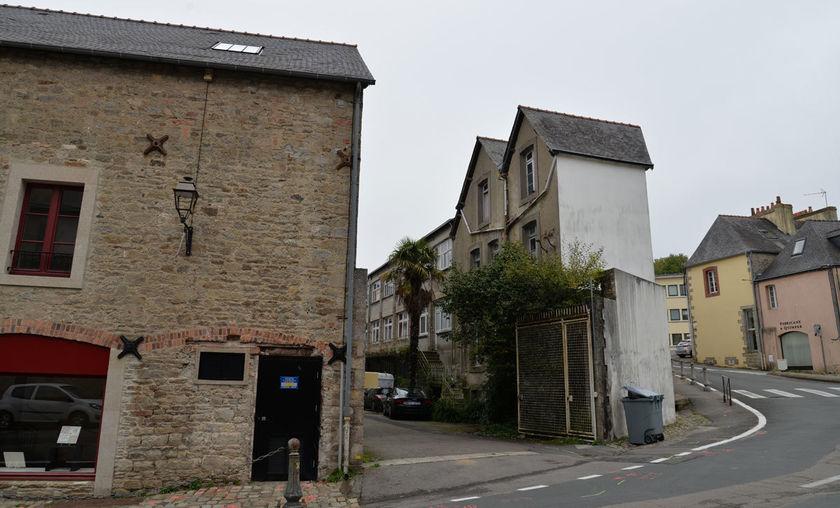 Ville de quimper quimper demain projets - Cout demolition maison ...