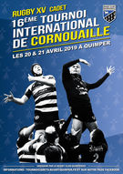 Rugby : Tournoi international cadets