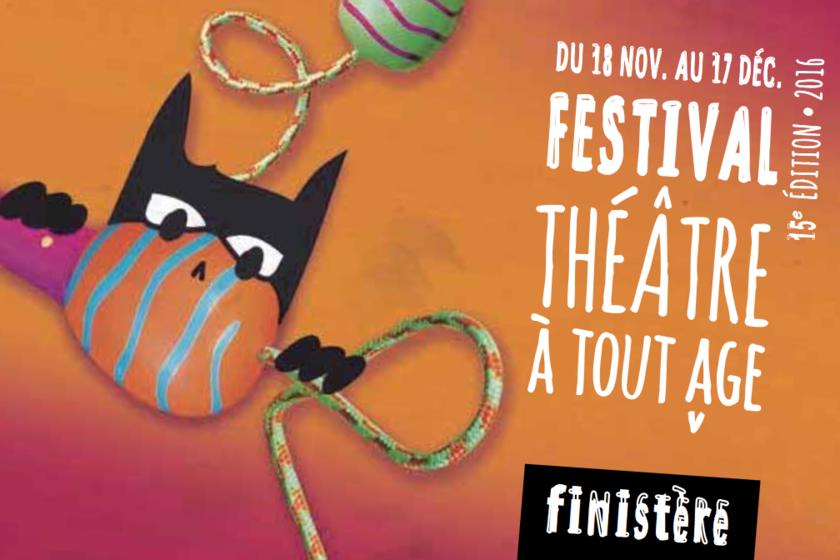 Le Festival Théâtre à tout âge
