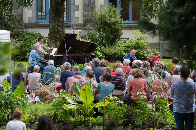 Ville de quimper culture for Culture des jardins