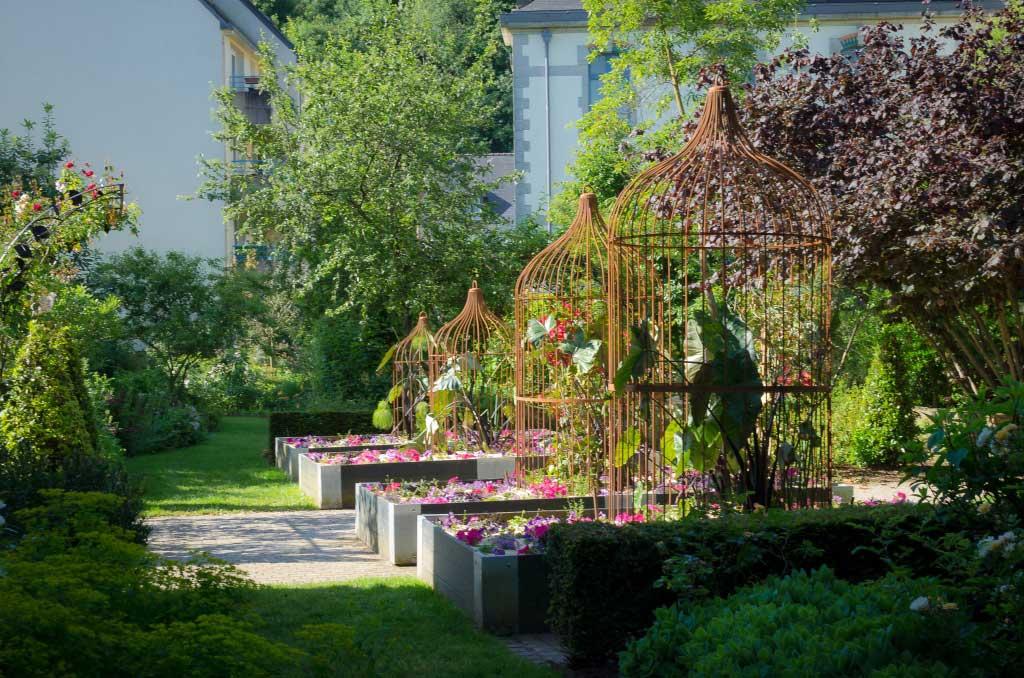 Parcs et jardins - Ville de Quimper