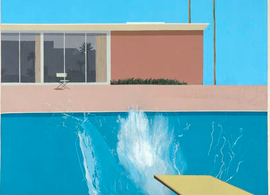 Conférences D'Art d'Art / Art contemporain : David Hockney, Par Marie-Isabelle Taddeï