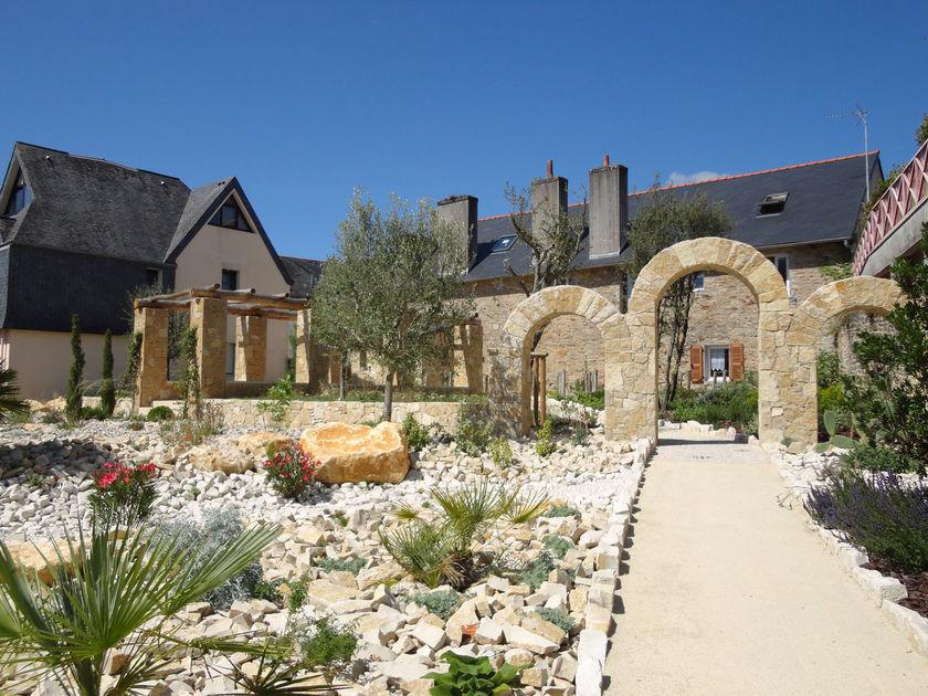 Jardins remarquables ville de quimper for Jardin quimper