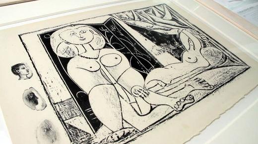 « Picasso, l'éternel féminin », l'expo d'été du musée des beaux-arts vous ouvre ses portes